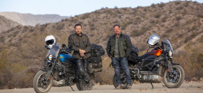 'Long Way Up' Trailer: Ewan McGregor and Charley Boorman Hit the Road