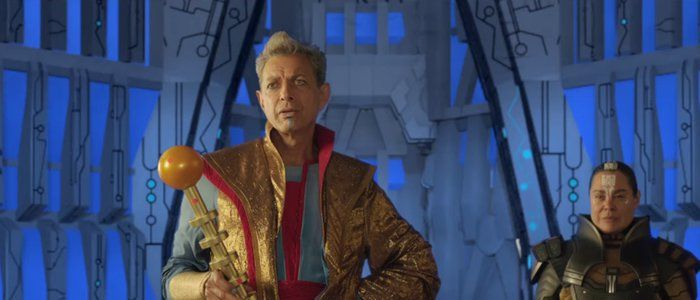 'Thor: Ragnarok' Deleted Scene Gives You More Goldblum