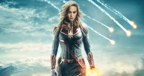 Captain Marvel Will Be the New Face of the MCU Says Kevin