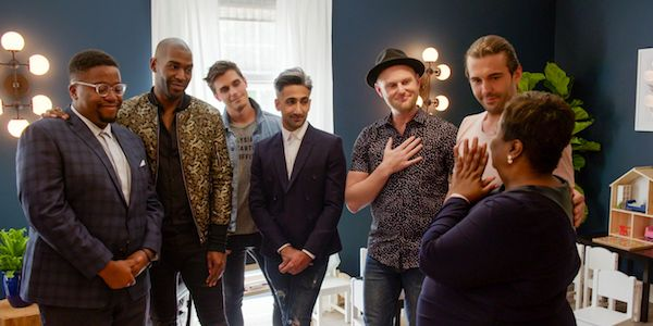 The Fab 5 Make Some New BFFs in 'Queer Eye' Season 2 Trailer
