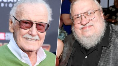 That Time Teenage George R.R. Martin Wrote Stan Lee a Fan Letter
