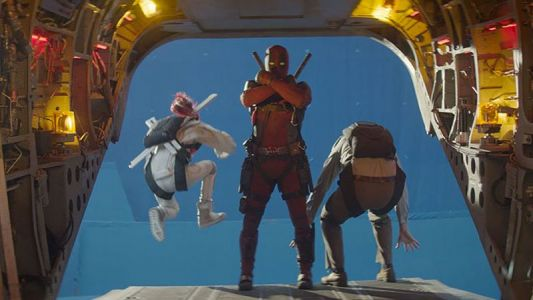 Watch New VFX Breakdown for Deadpool 2