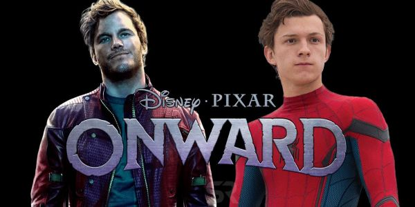 Pixar's Onward Stars Chris Pratt & Tom Holland, Gets 2020 Release Date