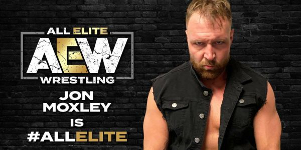 Jon Moxley, WWE's Former Dean Ambrose, Debuts at AEW Double or Nothing