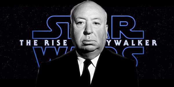 Star Wars: The Rise of Skywalker Scene Has an Alfred Hitchcock Connection