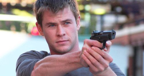 Chris Hemsworth Is Down to Play James BondStar of the Thor