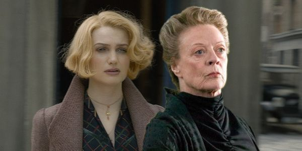 Fantastic Beasts 2's McGonagall Retcon May Be Explained By Queenie