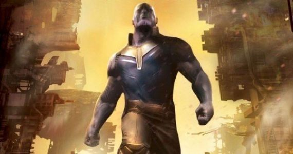 Thanos' Origin Story Will Be Revealed in First Official MCU Novel
