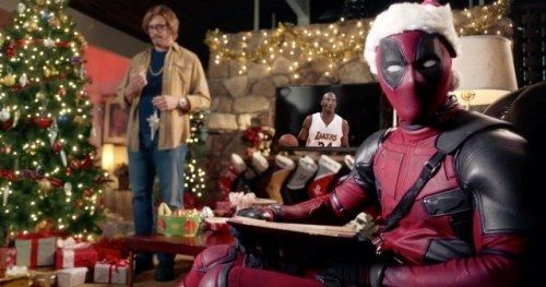 The Deadpool Before Christmas Has 15 Minutes of New Footage and