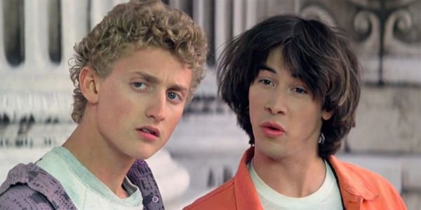 Bill & Ted 3 Is Beginning Production And That's Excellent!