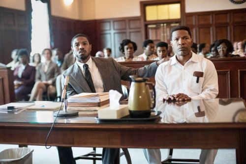 "Michael B. Jordan's 'Just Mercy' Free to Rent As a Resource on ""Systemic Racism"""