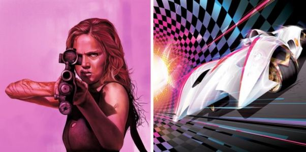 Cool Stuff: Mondo Gives 'Speed Racer' and 'Revenge' Vinyl Soundtrack Releases