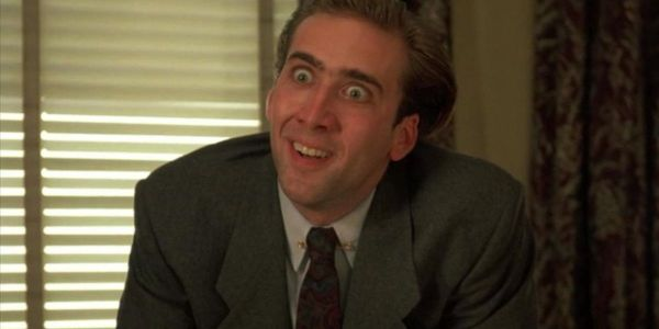 Nicolas Cage On Whether Money Drives Him To Choose Movie Roles