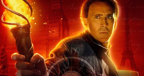 Truth Behind Nicolas Cage's Real-Life Hunt for the Holy
