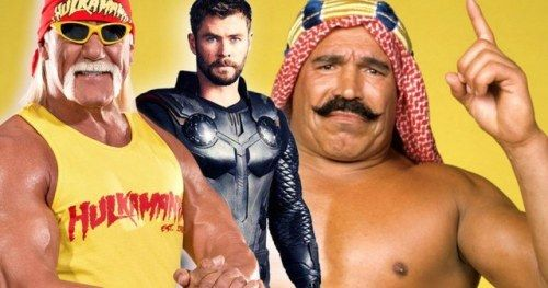 Iron Sheik Threatens to Suplex Chris Hemsworth Over Hulk Hogan