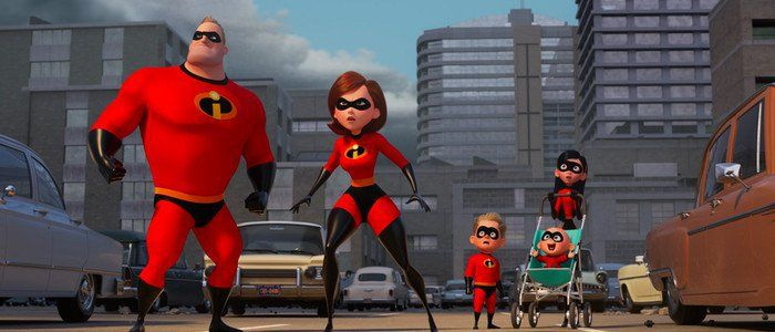 'Incredibles 2' Voice Cast and Concept Art Reveal New Characters and Plot Details