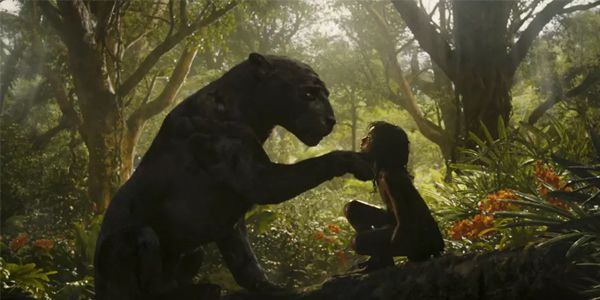 How Christian Bale Compares Mowgli: Legend Of The Jungle To His Other Transformative Performances