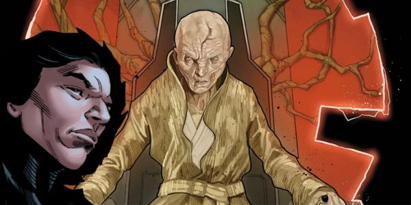 The Secrets of Snoke's Seduction of Ben Solo Revealed