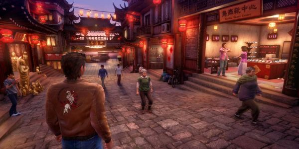 Shenmue 3's New Trailer Makes The Delay Look Worth It