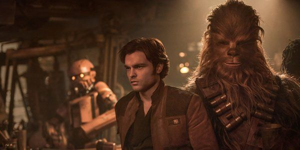 Solo's Soundtrack Was Actually Disqualified From Oscar Nominations
