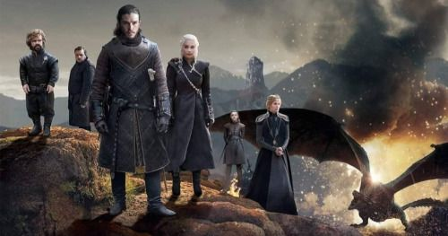 Game of Thrones Was Supposed to End with 3 Movies According to