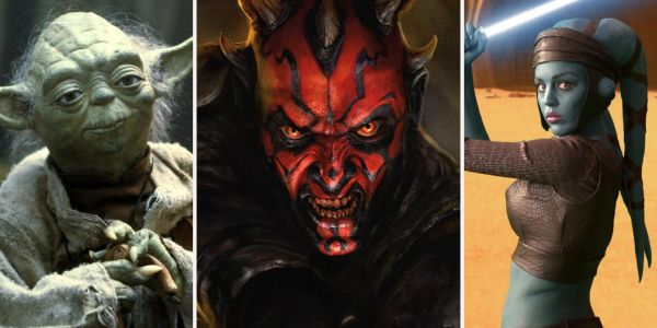 Star Wars: Every Major Species Ranked From Weakest To Strongest