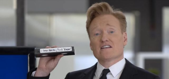 Conan O'Brien's 'Late Night' Archive Opening Up March 25, Starting with Over 350 Classic Field Pieces