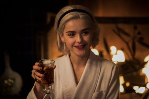 Chilling Adventures of Sabrina: Photos Released For Christmas Episode