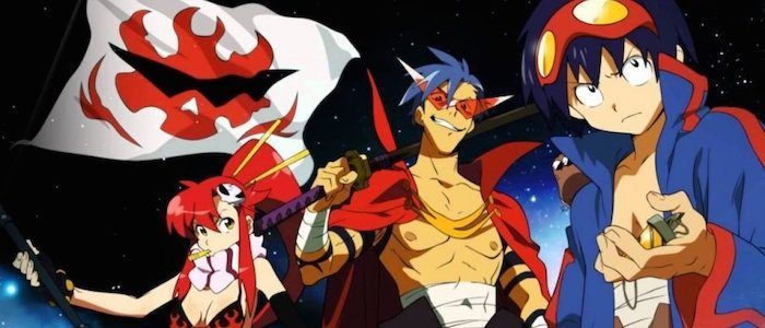 'Gurren Lagann' is a Hype Machine of an Action Anime That Encapsulates Everything Great About Saturday Morning Cartoons
