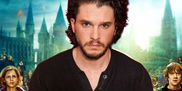 Game of Thrones' Kit Harington Wanted to Play Harry Potter