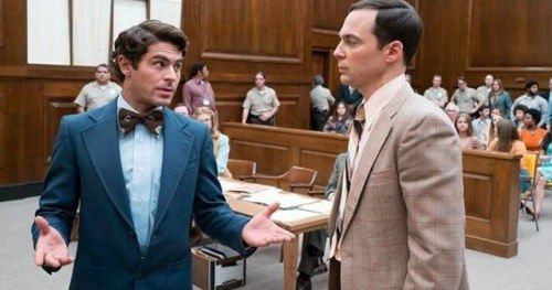 First Look at Big Bang Theory Star in Ted Bundy BiopicJim