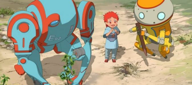 Netflix Debuts Images From First Japanese Netflix Original Anime, 'Eden'