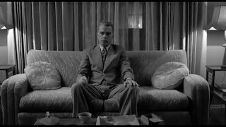 JEFF OF THE CINEFILES & UNFINISHED BUSINESS: HALL OF FAME: FILE 0051:THE MAN WHO WASN'T THERE (2001)
