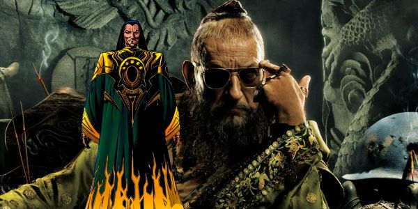 Kevin Feige Teases Plans For The Real Mandarin To Appear In The MCU