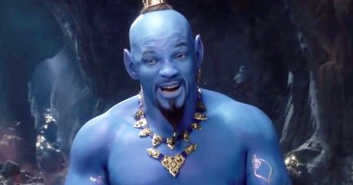 'Aladdin': Here's the First Full Look at Will Smith's Genie