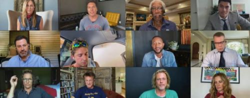 Watch the Full 'Fast Times at Ridgemont High' Table Read with Brad Pitt, Jennifer Aniston & More
