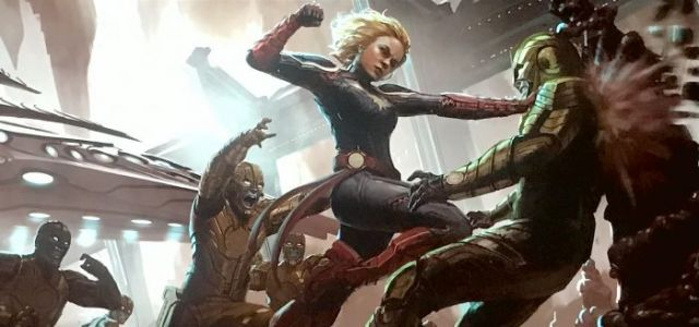 Captain Marvel is Not Appearing in 'Avengers: Infinity War'