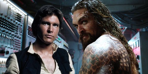 Aquaman: The Best Star Wars Easter Egg You Missed