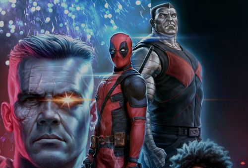 Deadpool Creator Rob Liefeld Creates Exclusive Poster for Fandango Ticket Buyers