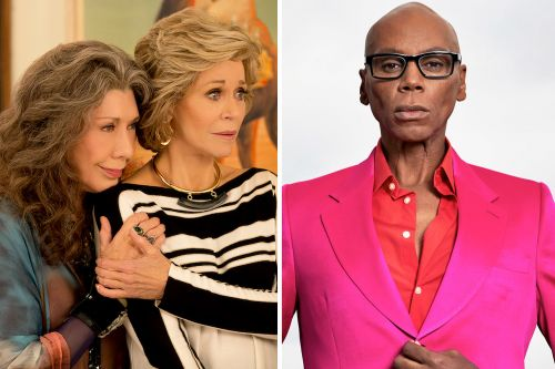 Netflix Renews 'Grace and Frankie' For Season 5, With RuPaul Onboard