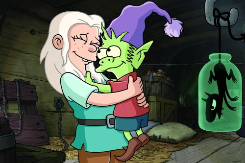 'Disenchantment' Renewed for Season 2 at Netflix