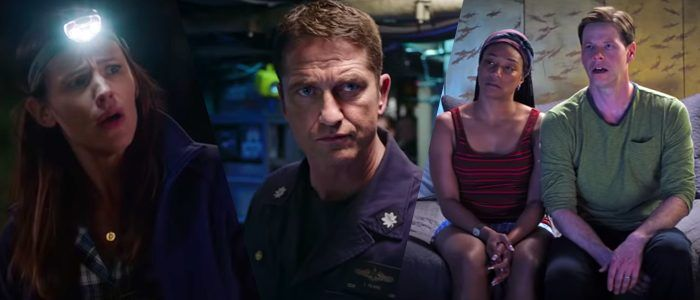 Trailer Round-Up: 'Hunter Killer', 'Camping', 'The Oath', 'F*ck You All: The Uwe Boll Story', and Many More