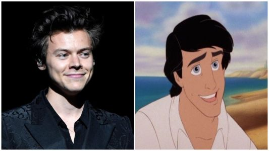 Harry Styles in Talks to Play Prince Eric in Disney's Little Mermaid