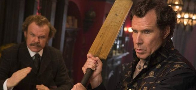 'Holmes and Watson' Reviews Earn the Film a Dreaded 0% on Rotten Tomatoes