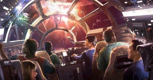 Star Wars: Galaxy's Edge Disney Parks Attraction Is