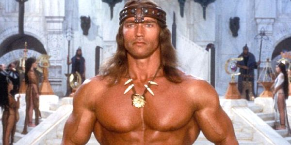 Arnold Schwarzenegger Just Proved He's Still Got Conan The Barbarian Moves