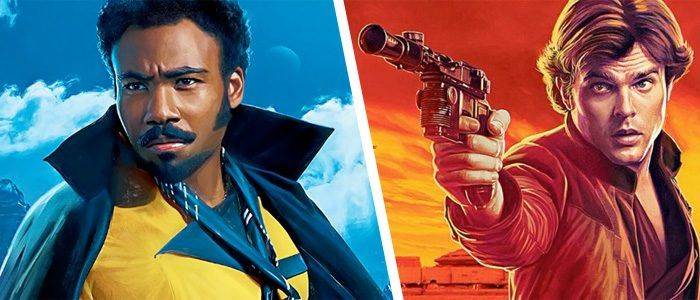 Cool Stuff: Throw on Han Solo's Jacket or Lando Calrissian's Cape from 'Solo: A Star Wars Story'