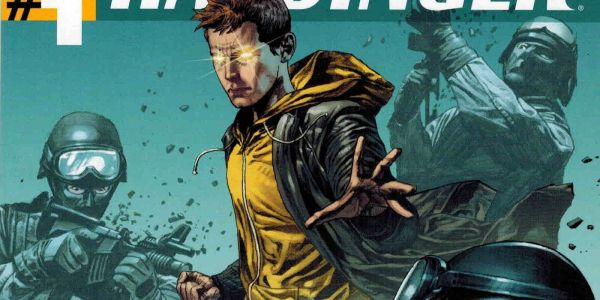 Sony's Harbinger Movie Reportedly Sets Justin Tipping To Direct