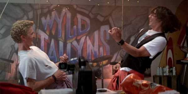 Bill & Ted 3 Has Finished Shooting! | Screen Rant