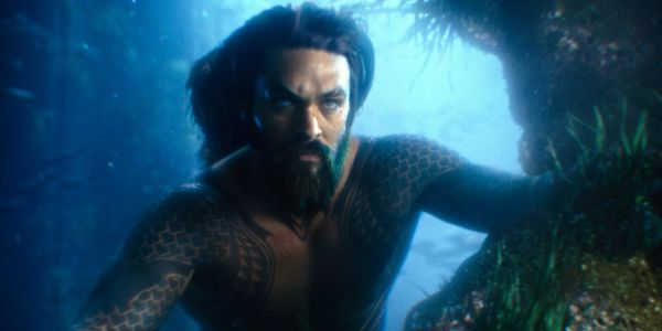 Aquaman: Two-Thirds Of The Movie Takes Place Underwater